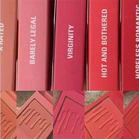 Wholesale Style Rates - Kylie Newest Blushes 5 style Hopeless Romantic Hot And Bothred Barely Legal X Rated Virginity Kylie Jenner Cosmetics Kyshadow