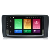 Wholesale touch screen gps for car online - 9 quot Android System Car DVD For BENZ R Class W251 R280 R300 R320 R350 R500 R63 AMG G Car GPS Stereo OBD DVR WIFI G BT Mirror Screen