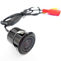 Wholesale Dc Drill - 12V DC 18.5 mm Car Rearview Reverse Backup Parking 170 Degree Wide-angle HD Camera With Drill