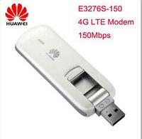 Wholesale Unlocked Mobile Dongle - Wholesale- Unlocked Huawei E3276s-150 150Mbps 4G LTE FDD 800 900 1800 2100 2600MHz Wireless Modem 3G UMTS USB Stick Dongle Mobile Broadband