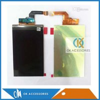 Wholesale Lg E455 - High Qulity For LG L5II E455 LCD Display LCD Screen Repair assembly 10PC Lot Free Shipping