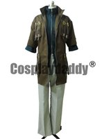 God Eater Rindou Amamiya Lindow Amamiya Versione TV Costume Cosplay Any Size S002