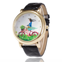 Wholesale Popular Bicycle - Geneva Ms Hot style fashion new foreign trade hot style fashion watches popular bicycle ladies watches Prepare