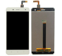 Wholesale xiaomi touch screen - Wholesale-For Xiaomi mi4 Screen LCD Display Screen+Touch Screen Digitizer Assembly for Xiaomi mi 4 In Stock