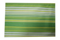 Wholesale Placemat Cotton Fabric - wholesale retangular placemat 13*19 textile yarn dyed printing cotton poly fabric table mat dining mat slip pad muti colors