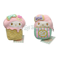 """Wholesale Twin Stars - 2 Style Molody 5"""" The Little Twin Stars Plush Doll Coin Bag Stuffed Toy"""