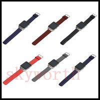 Wholesale classic leather band watches for sale - Real Genuine Leather Straps Band For Samsung Galaxy Gear S3 Gear2 R381 R380 Watch Classic Replacement Bracelet Straps Band No Tracker