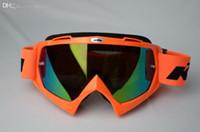 Wholesale Snowboard Skate Goggles Glasses - Wholesale-KTM 2015 UV Protection Super Sports Ski Snowboard Skate Goggles Glasses Outdoor Off-Road Goggle Glasses sun glasses w4