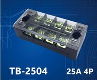 Wholesale 25A V terminal block TB2504 pin