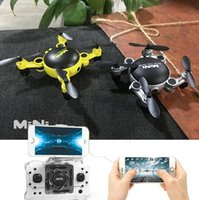 Wholesale Pocket Drone CH Axis Gyro Quadcopter With Switchable Controller RTF UAV RC Helicopter Mini Drones CCA6513 set