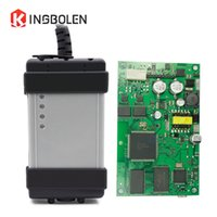 Wholesale pro dice - 2014D For Volvo Vida Dice Pro Full chip OBD Diagnostic Tool Green Board OBD2 for volvo dice Multi-Language OBDII Scanner