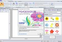 Wholesale Graphic Design Window - Brother PE-Design v10.21 Full fixed version