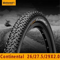 Wholesale cross mountain bikes - Continental RACE KING 29 27.5 26X2.0 mountain bike low resistance cross country tire