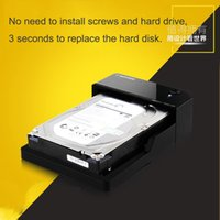 base maestra al por mayor-Al por mayor-Master HD623 3.5 / 2.5 pulgadas doble serie de escritorio de Tailandia caja de disco duro móvil caja base