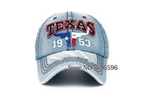 Wholesale Texas Caps - New Texas Bull Summer Baseball Caps for Men Snapback Caps Women Casual Outdoor Sport Adjustable Letters Hats