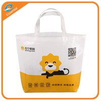 order more checks - Send non woven bag more colour printing propaganda environmental protection bag portable shopping bag order printed LOGO