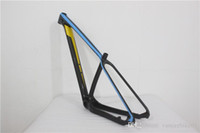 Wholesale 29er Mtb - 2016 T1000 UD mountain MTB carbon bike frame bicycle bicicleta frameset 27.5er 29er 15.5 17.5 19.5 inch frame + clamp + headset