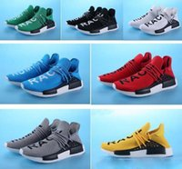 HOT Sale Promotion NMD HUMAN RACE Pharrell Williams X NMD Runner Shoes homem mulheres New Arrivals Summer Spring Autumn Sneakers kids