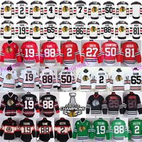 Wholesale Andrew Shaw Jersey - Chicago Blackhawks Jersey Hockey 2 Duncan Keith 19 Jonathan Toews 50 Corey Crawford 65 Andrew Shaw 72 Artemi Panarin 88 Patrick Kane Hossa