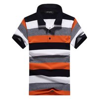 Wholesale New Trendy Clothes - Hot Sale New Fashion Brand Men Polo Shirt Clothing Sport Male Pullover Camiseta Polos Homme Shirts Trendy Soft Casual Shirts PO104