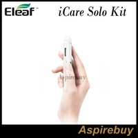 White black leds - Eleaf iCare Solo Kit W mah Battery with ML Internal Tank Three LEDs Indicating Battery Level Tiny and Cute Looking Authentic