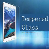 glas tablette pc großhandel-Anwendbar auf ausgeglichenem Glasfilm des IPad Pro Tablette PC-hochauflösenden Anti-Fingerabdruckschutzfilmes 12,9-Zoll freies Verschiffen