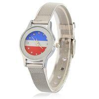 Wholesale Th Wholesale - Watches Women Fashion Watch 2017 New Men Top Brand Luxury TH Ultra Thin Couple Clock Male Steel Strap Casual Quartz Watch Men Wrist