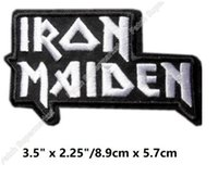 Vêtements de tueurs Prix-IRON MAIDEN PATCHES EDDIE ANNÉES DÉCHETS KILLERS LIVRE DE SOULS BIKER ROCK PUNK DIY Badge brodé costume rockabilly vêtements Diy patch