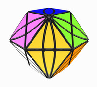 Wholesale Toy Demon - Skewb Speed Magic Cube Demons Eyes Puzzle Magic Toys Adult and Children Educational Toys MoYu Magic Puzzle Cube Best kids gifts P.C73-1039