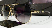 Wholesale Original Bamboo - Luxury brand designer sunglasses G 4277 classic pilots simple frame bamboo leg top quality anti-UV lens 4 colors to choose with original box