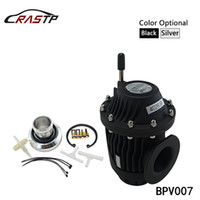 Wholesale Hks Exhaust - RASTP - Universal HKS Turbo SQV4,Blow Off Valve,BOV,Manufacturers Selling (Black Silver,Not Orginal) RS-BOV007