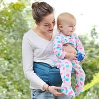 Wholesale New Design Baby Carrier Newborn Baby Infant Hip Seat Carrier Convenient Baby Hipseat