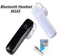 Wholesale Delivery Time - Short delivery time M165 universal sport bluetooth headset wireless earphone noise cancelling headphone for mobile phone