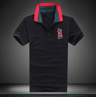 Wholesale Black Men Street Clothes - 2017 Spring summer men T-shirt tee High street snake printing embroidery High street fashion clothing loose white black size M-4XL