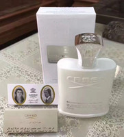 Wholesale Creed Silver - 20pcs with instructions Silver Mountain Water By Creed Eau De Parfum spray 4.0oz 120ml for men