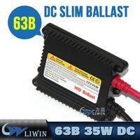 Wholesale 12v 35w Digital Slim Ballast - Digital 35W Car Xenon HID Replacement Slim Ballast Headlight Ultra Bulb 12V Hid Normal Ballasts For All Car