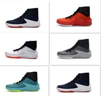 Barato Sapatos Claros Para Barato-2016 New Fashion Olympic Draymond Green Clear Out Basketball Shoes Masculino EUA EQUIPE White Nay Blue Red Sneakers baratos para venda