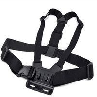 Wholesale Dv Mounting - Adjustable Chest Body Harness Belt Strap Mount For action cam accessories sports DV sj4000 sj5000 sj7000 sj8000 EKEN H9 H8 F60