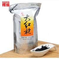 grande robe rouge achat en gros de-C-HC023 Factory Direct 250g Thé Dahongpao, Big Red Robe Oolong, wu long wulong wu-long perte de poids da hong pao thé noir