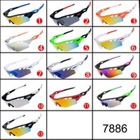 Barato Óculos De Sol De Desconto Da Marca-Venda Por Atacado Designer Cheap Plastic Sport Sun Glasses for Women and men Bicicleta Outdoor Sunglasses Hot Brand Venda UV 400 Desconto com frete grátis
