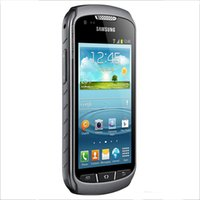 Wholesale Cell Android Wifi Gsm - Refurbished Samsung Galaxy Xcover 2 S7710 Cell Phone With 4.0Inch Screen 1G RAM 4G ROM 5.0MP Camera GPS WIFI GSM Unlocked