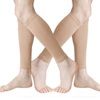 Wholesale-1 paio vene varicose Medical Stovepipe Compression Socks di supporto