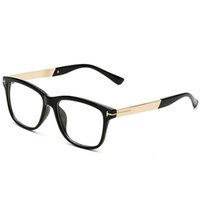 Wholesale Plain Fashion Glasses For Women - Eyeglass Frames For Men Eye Glasses Women Spectacle Mens Optical Fashion Ladies Clear Glasses Vintage Designer Eyeglasses Frame 2C2J02