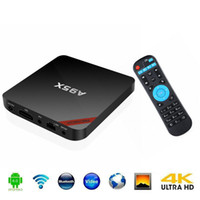 Nexbox A95X TV BOX Amlogic S905X Quad Core 1 / 8G 2 / 8G WIFI Android 6.0 Set-top BOX Vorinstallierter Dolby DTS Miracast DLNA Smart Media Player