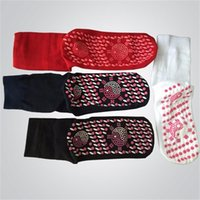 Wholesale Tourmaline Self Heating Socks - Tourmaline Self Heating Socks Men Women 4 Colours Help Warm Cold Feet Comfort