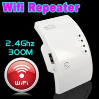 Wholesale Wifi Signal Amplifier W - 2015 NEW Wireless Wifi Repeater 802.11N B G Network Wifi Router Expander W-ifi Antenna Wi fi Roteador Signal Amplifier