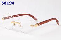 Wholesale Reading Glasses Round - Retro Round Clear Lens Glasses Frame Eyeglasses for Men Women Unisex Optical Eyewear Reading Eyeglasses With Box