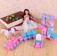 Wholesale Christmas Diy Fashion - Fashion barbie girl Beautiful Princess Girl toy kids Barbie Dolls New Barbie Toys for christmas Best Gifts for Kids Friends free shipping