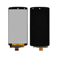 ingrosso bar google nero-Sostituzione LCD del convertitore analogico / digitale dell'affissione a cristalli liquidi della lente del nero di qualità AAA Sostituzione per LG D820 D821 Google Nexus 5 Trasporto libero