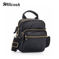 special messenger - Special Offer New Genuine Leather Men s Messenger Bags Men Crossbody Bag High Quality Men s Travel Bags School Bags DB4707